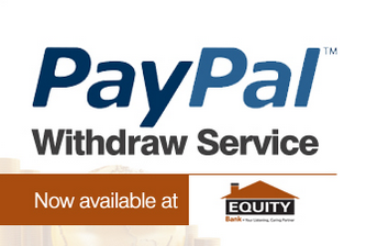 The Official Position of the Equity PayPal Withdrawal Service